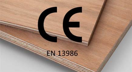 EN 13986 Plywood Standard