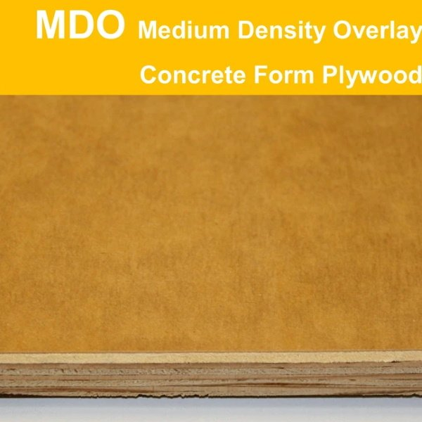 MDO plywood Medium Density Overlay