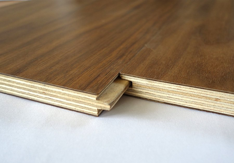 Solid Wood Composite Flooring Plywood