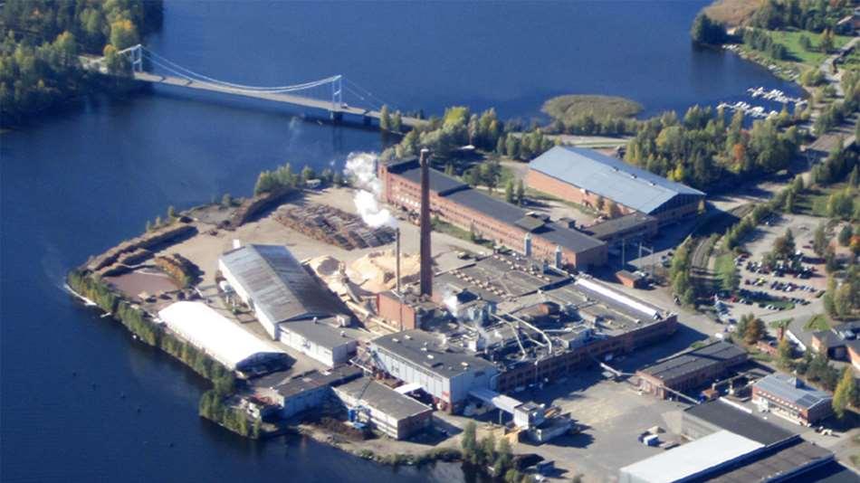 UMP Plywood Mill