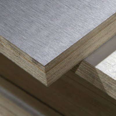 aluminium faced plywood
