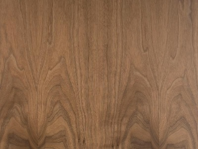 black walnut veneer