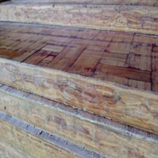 container flooring with transparent phenolic film