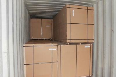 plywood loading