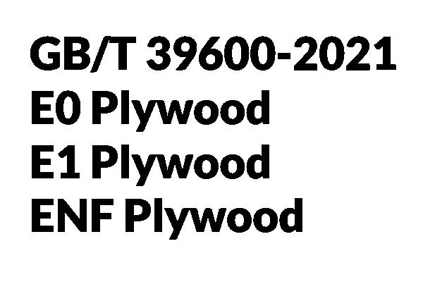 e0 plywood china