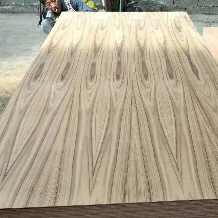 fancy veneer plywood made with strips