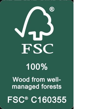 fsc certified plywood