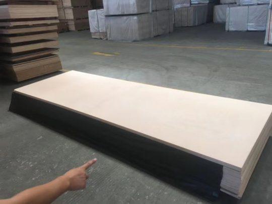 jumbo size plywood large format
