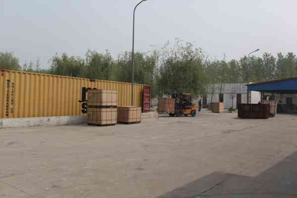 loading plywood