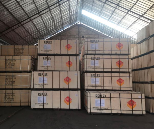 formwork plywood crates