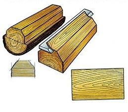 plain slicing veneers