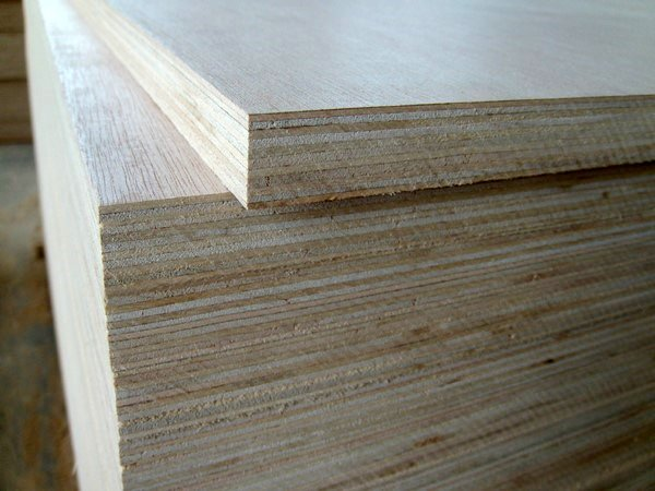 plywood defects