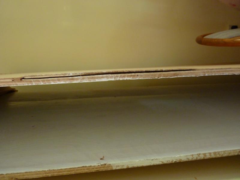 plywood delamination