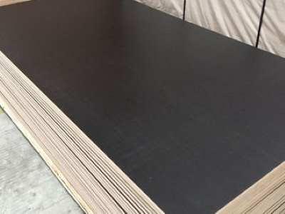 plywood phenolic film faced