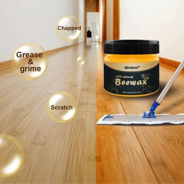 solid wood flooring polish