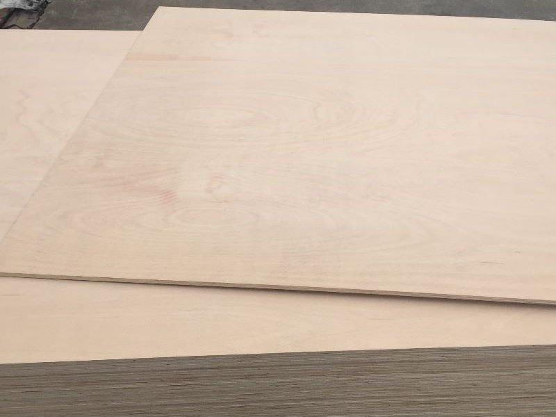 hardwood veneered plywood
